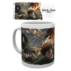 Attack on Titan Season 2 Mug Scouts