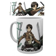 Attack on Titan Season 2 Mug Eren Duo