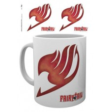 Fairy Tail Mug Fairy Tail Guild Symbol
