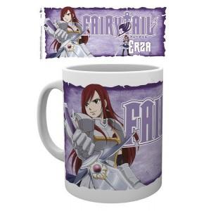 Fairy Tail Mug Erza
