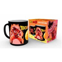 Dragonball Z Heat Change Mug Super Saiyan