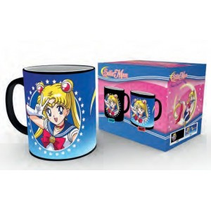Sailor Moon Heat Change Mug Moonstick