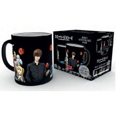 Death Note Heat Change Mug Group