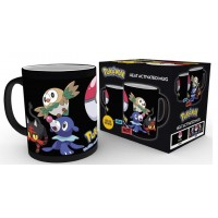 Pokemon Heat Change Mug Evolve