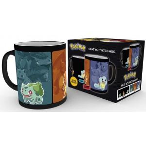 Pokemon Heat Change Mug Catch Em All