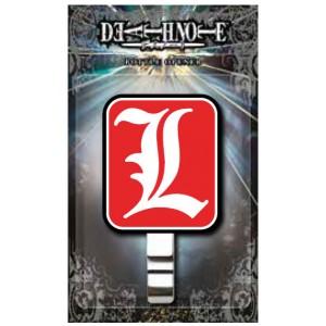 Death Note Bottle Opener L 9 cm