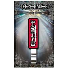 Death Note Bottle Opener Logo 9 cm