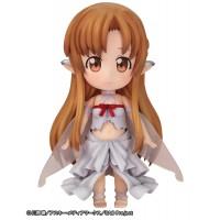 Sword Art Online Nanorich VC PVC Action Figure Asuna Titania Ver. 11 cm