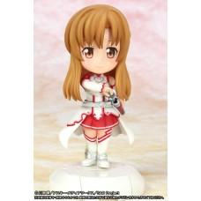 Sword Art Online Nanorich VC PVC Action Figure Asuna 12 cm