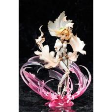 Fate/Extra CCC Statue 1/8 Saber Bride Special Edition 24 cm