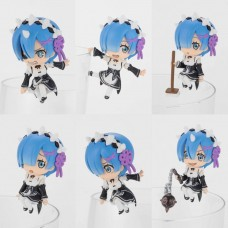 Re:Zero -Starting Life in Another World- Putitto Series Trading Figure 6 cm Assortment Rem Ver. (1 random)