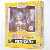 Nendoroid - Lucky Star: Kagami Hiiragi Comptique Ver.