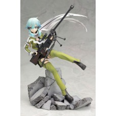 Sword Art Online II Ani Statue 1/8 Sinon Phantom Bullet 23 cm (used, no box)