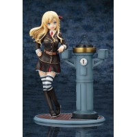 High School Fleet PVC Statue 1/8 Wilhelmina 20 cm