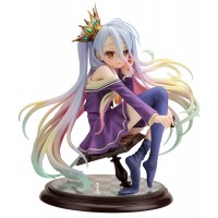 No Game No Life Ani Statue 1/7 Shiro 16 cm