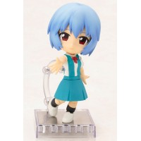 Evangelion 2.0 You Can (Not) Advance Cu-Poche Action Figure Rei Ayanami 11 cm