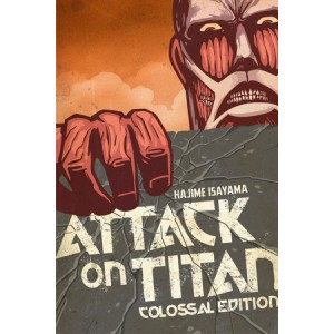 Attack on Titan: Colossal Edition