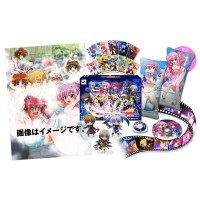 Mahou Shoujo Lyrical Nanoha A's Portable - The Gears of Destiny - PSP Game - God Box