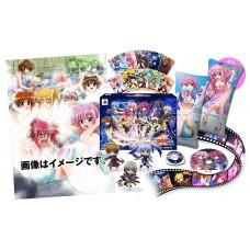 Mahou Shoujo Lyrical Nanoha A's Portable - The Gears of Destiny - PSP Game - God Box