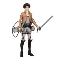 Attack on Titan Action Figure Levi Ackerman 18 cm