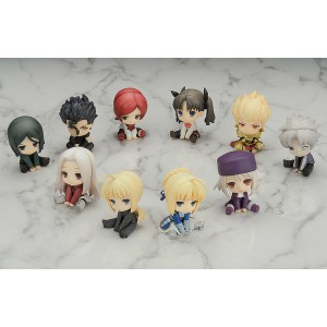 Fate/Zero Petanko Mini Trading Figures 5 cm Assortment
