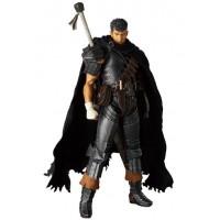 Berserk Golden Age Arc RAH Action Figure Guts Black Swordsman Ver. 30 cm