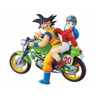 Dragonball Z 05 Desktop Real McCoy Vol. 1 PVC Diorama Son Goku & Chi-Chi 15 cm