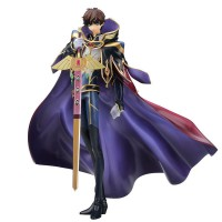 Code Geass: Lelouch of the Rebellion R2 G.E.M. Series PVC Statue 1/8 Suzaku 25 cm
