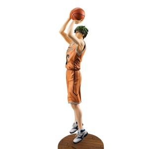 Kuroko no Basuke PVC Statue 1/8 Midorima Orange Uniform Ver. 20 cm