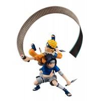 Naruto Shippuden G.E.M. Remix Series PVC Statue 1/8 Naruto & Sasuke 15 cm