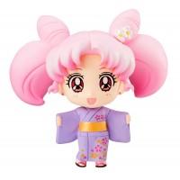 Sailor Moon Petit Chara Pretty Soldier Mini Figure Chibi Usagi Yukata Ver. 6 cm