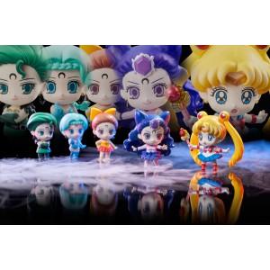 Sailor Moon Petit Chara Pretty Soldier Trading Figure Ayakashi vs. Sailor Moon 6 cm (1 random)