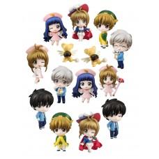 Cardcaptor Sakura Petit Chara Trading Figure 6 cm Everything is All Right (1 random)