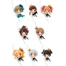 Idolmaster Cinderella Girls Cord Mascot Mini Figures 4 cm 2nd Stage Assortment (1 random)