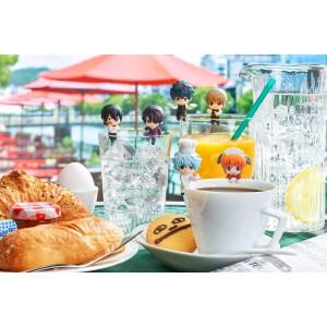 Gintama Ochatomo Series Trading Figure 5 cm Yorozuya Cafe Assortment (1 random)