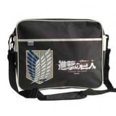 Attack on Titan Messenger Bag Scoot 38 cm *French Version*