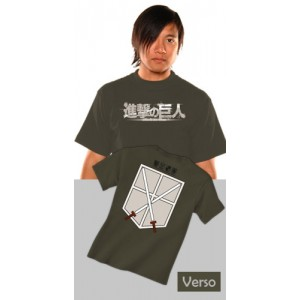 Attack on Titan T-Shirt Cadet