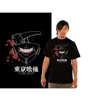 Tokyo Ghoul T-Shirt Kaneki Mask