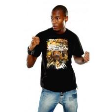 Attack on Titan T-Shirt Crewfight Black