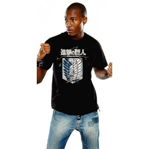 Attack on Titan T-Shirt Blase