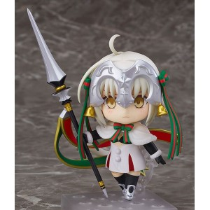 Fate/Grand Order Nendoroid Action Figure Lancer/Jeanne d'Arc Alter Santa Lily 10 cm