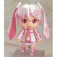 Character Vocal Series 01 Nendoroid PVC Action Figure Sakura Mikudayo 10 cm