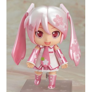 Character Vocal Series 01 Nendoroid PVC Action Figure Sakura Mikudayo 10 cm