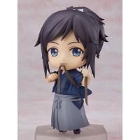 Touken Ranbu -Hanamaru- Nendoroid Co-de Mini Figure Yamatonokami Yasusada -Hanamaru- Uchiban 10 cm