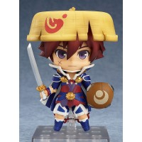 Shiren the Wanderer Nendoroid Action Figure Shiren Super Movable Edition 10 cm