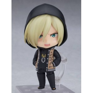 Yuri!!! on Ice Nendoroid Action Figure Yuri Plisetsky Casual Ver. 10 cm