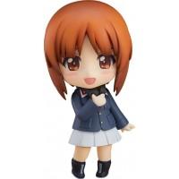 Girls und Panzer das Finale Nendoroid Action Figure Miho Nishizumi Jacket & Peacoat Ver. 10 cm