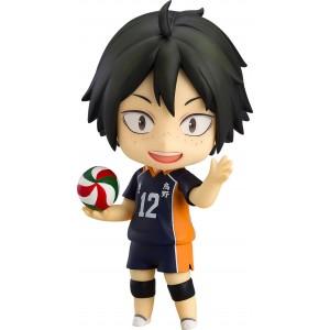 Haikyu!! Karasuno VS Shiratorizawa Academy Nendoroid Action Figure Tadashi Yamaguchi 10 cm