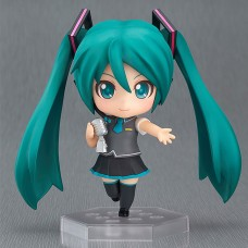 SEGA feat. HATSUNE MIKU Project Nendoroid Co-de Mini Figure Hatsune Miku - Ha2ne Miku Co-de 10 cm