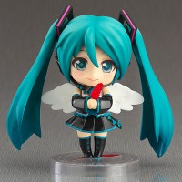 Character Vocal Series 01 Nendoroid Action Figure Hatsune Miku Red Feather Community 70th Anniv.